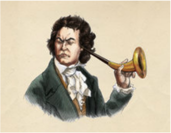 on hearing a symphony of beethoven essay Read this essay on beethoven i listened to ludwing van beethoven's symphony no5 in c minor on youtube beethoven's hearing started to decline.
