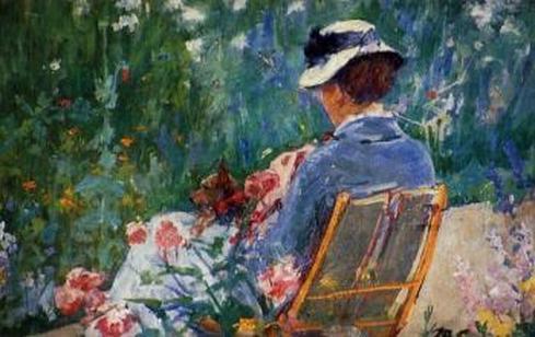 Cassatt and Painting - Weiner Elementary