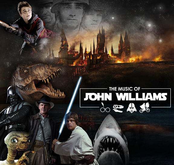 john williams across the stars