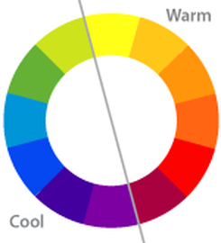Colors Can Affect Our Moods And Feelings The Color Wheel Be Split Into Two Groups Of Warm Cool Are Red Orange